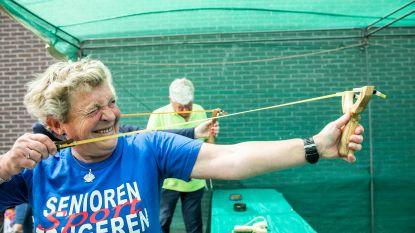 250 senioren uit Haspengouw sporten zich in het zweet