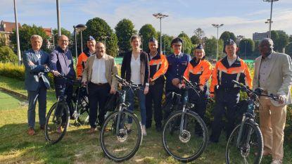 Politiezone Brussel-West investeert in elektrische fietsen