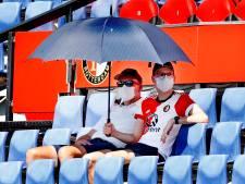 Meer supporters welkom bij tweede oefenduel Feyenoord
