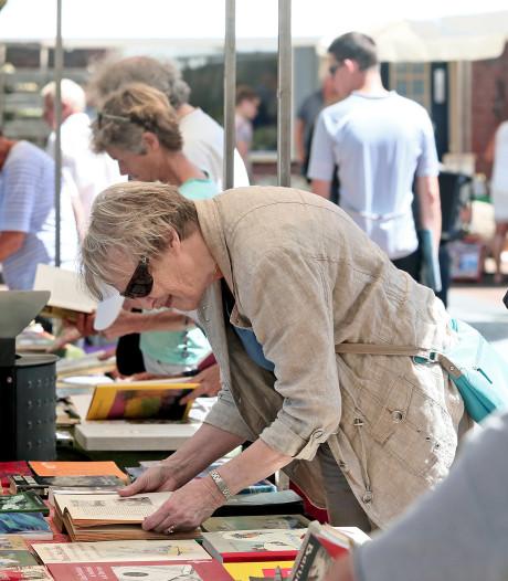 Boekenmarkt Borculo stopt na 25 jaar
