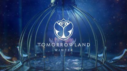 Wintereditie van Tomorrowland verwelkomt eerste skiërs
