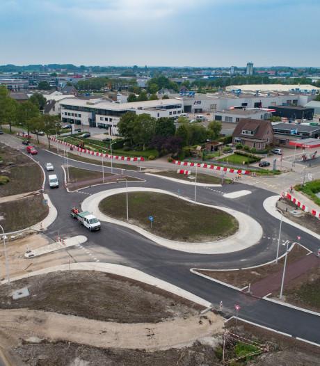 Zorgen om veiligheid op nieuw verkeersplein in IJsselmuiden