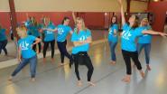 Dinsdag dansen tegen longkanker