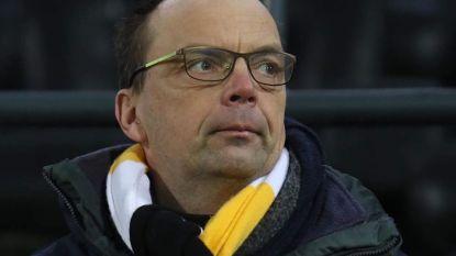 """Dirk Bossers, woordvoerder collectief Wit-Zwart-Geel: """"Clubmagazine 'De Sportinger' krijgt tweede leven"""""""