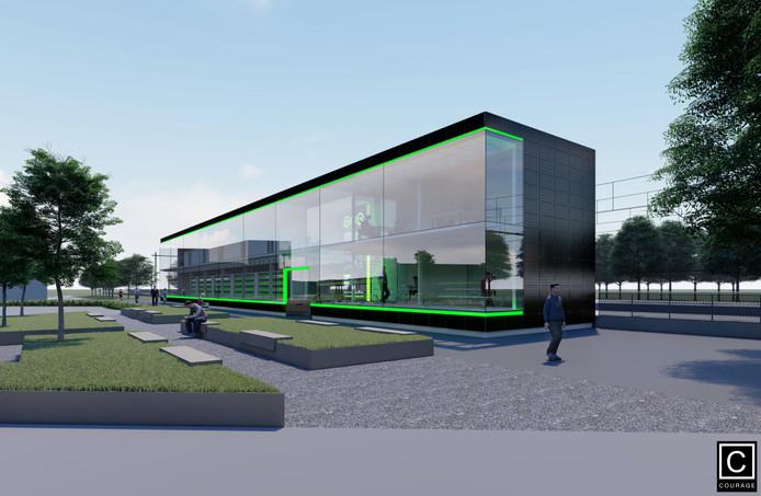 Komt er een megabatterij bij het bus- en treinstation van Apeldoorn? Dat moet de komende dagen blijken.