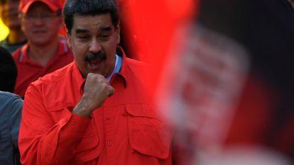 """Maduro onderwerpt legergeneraals aan leugendetector"""