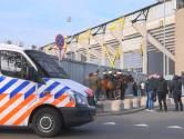 25e verdachte aangehouden na rellen NAC - Willem II