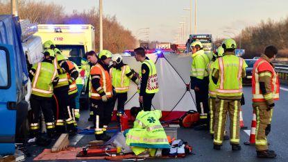 Slachtoffer zwaar ongeval E403 brak als bij wonder alleen dijbeen