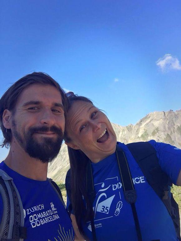 Tom en Tineke delen een passie voor marathonlopen