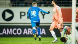 Vorig jaar verkocht voor 10 miljoen euro, vandaag goed voor winner tegen Anderlecht: Gent nu al blij met Sørloth