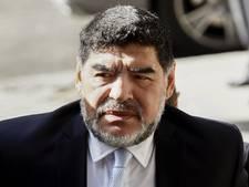 Maradona dreigt nu al met vertrek bij FIFA