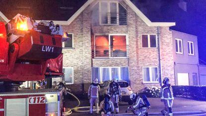 Man (35) komt om het leven bij nachtelijke brand in appartement in Kruisem