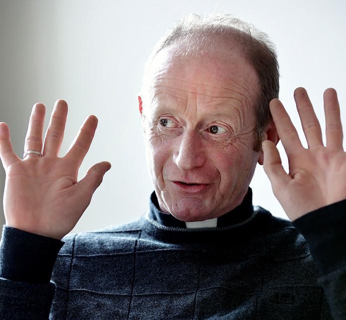 pastoor Ronald van Bronswijk Foto Peter van Trijen
