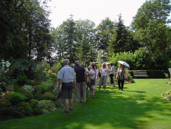 De vier tuinen in Bant en Espel zijn verschillend in ontwerp en in aanleg en hebben elk hun eigen sfeer.