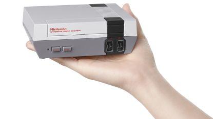 Nintendo maakt mini-NES tijdelijk opnieuw beschikbaar vanaf juni