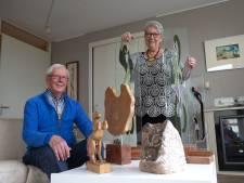 Bewoners Meulenvelden vinden elkaar in liefde voor kunst