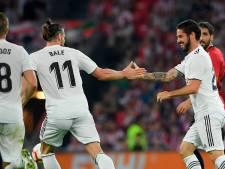 Invaller Isco voorkomt nederlaag Real Madrid