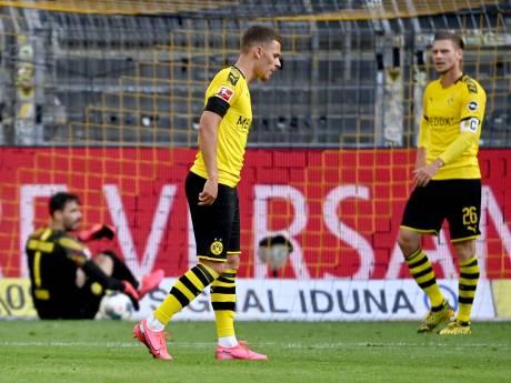 Le Bayern vers le grand huit, le titre s'éloigne pour Dortmund