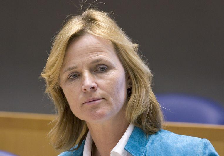 CDA-europarlementariër Annie Schreijer-Pierik Beeld TRN archive Koen Suyk ANP