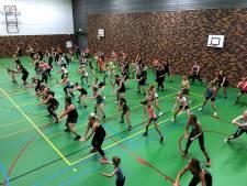 Swingen op Summer Samba in Nijverdal