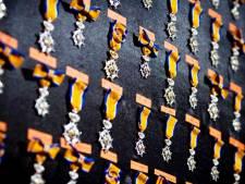 Vrijwillige brandweermannen ontvangen Koninklijke Onderscheiding in de gemeente Drimmelen