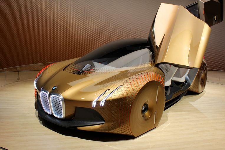 Zo ziet de toekomst van BMW eruit. Dit jaar komen zes nieuwe modellen uit, die allemaal kenmerken hebben van de nieuwe ontwerpkoers.