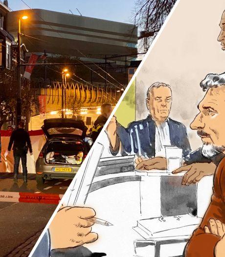 Nieuws gemist? Man overleden na schietpartij in centrum van Arnhem en 12,5 jaar cel voor Jos Brech