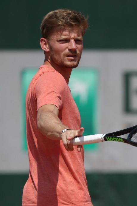 """Un duel Goffin - Nadal à Roland-Garros? """"J'espère d'abord y arriver"""""""