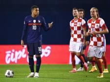 Une France malmenée par la Croatie s'impose grâce à Mbappé