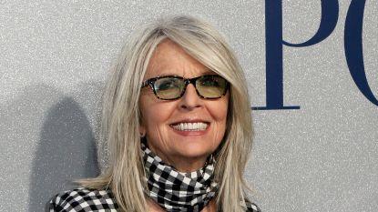 """Diane Keaton is blij dat ze nooit getrouwd is: """"En ik ben zeker dat de mannen daar ook zo over denken"""""""