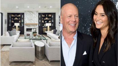 BINNENKIJKEN. Bruce Willis koopt peperduur nieuw huis in LA