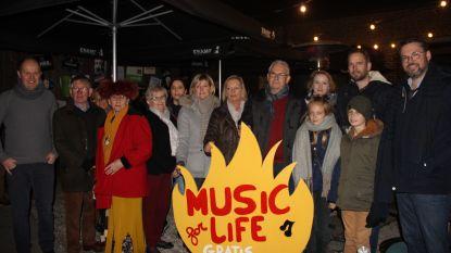 N-VA Maarkedal steunt Kinderkankerfonds met wintercafé