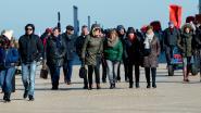 Kust verwacht 550.000 dagtoeristen in de kerstvakantie