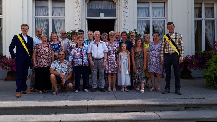 De briljanten familie Dhooge