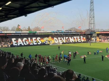 LIVE | GA Eagles en NAC zijn begonnen aan topper in eerste divisie