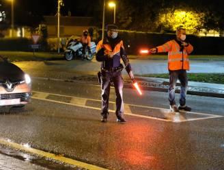 Politiezone BHK betrapt verschillende chauffeurs tijdens snelheids- en alcoholcontroles