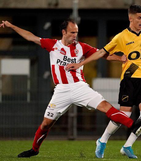 Niels Fleuren toch door bij TOP: op amateurbasis