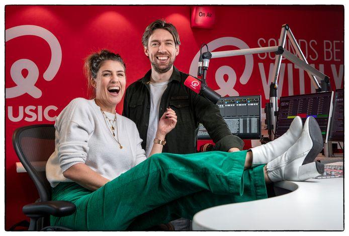 Mattie & Marieke van Qmusic.