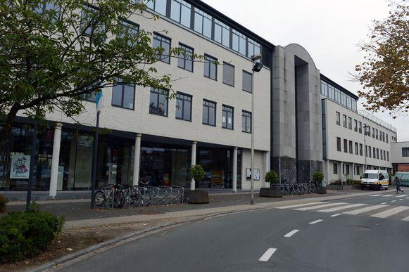 Het gemeentehuis van Kortenberg.