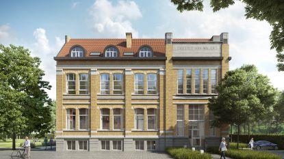 Voormalig ziekenhuis Institut Moderne krijgt prachtige herbestemming