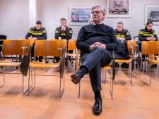 Burgemeester Aptroot: Als ik bang ben, kan ik niet functioneren