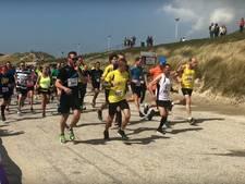 Strandloop voor Hoop brengt 1150 euro op