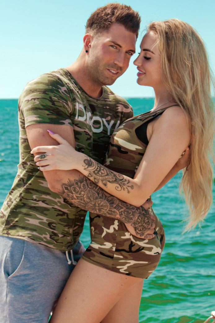 Niels en Rosanna.
