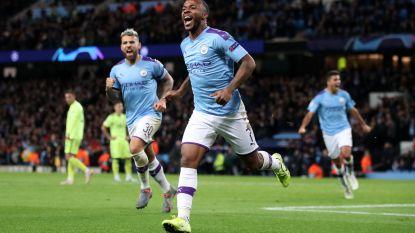 Zonder De Bruyne boekt Manchester City eenvoudige zege tegen Dinamo Zagreb