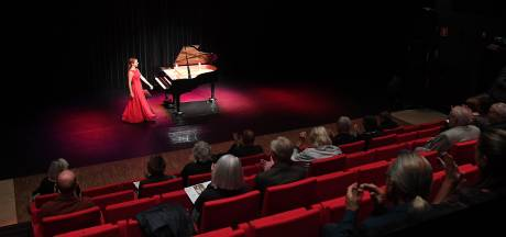 Klassiek op corona-afstand in De Weijer in Boxmeer; schouwburg wacht nog af