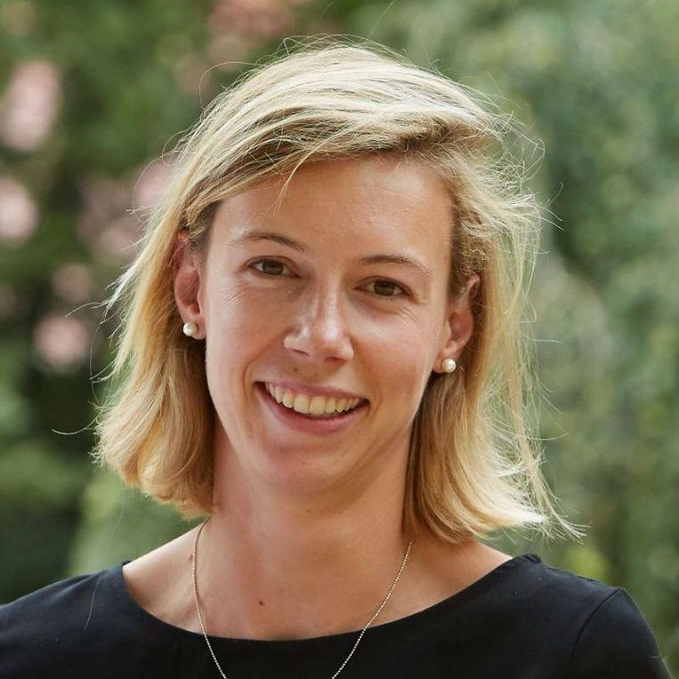 Liselotte Vandevelde is de nieuwe voorzitter van CD&V in Kortrijk.