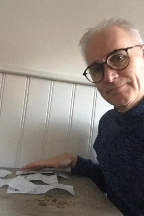 """Wethouder leeft week van 50 euro: ,,Ik ben blij dat het erop zit"""""""