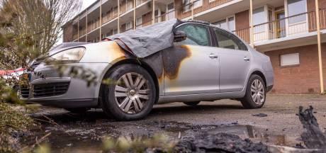 Zijn de vier autobranden van deze week het begin van de decemberpiek?