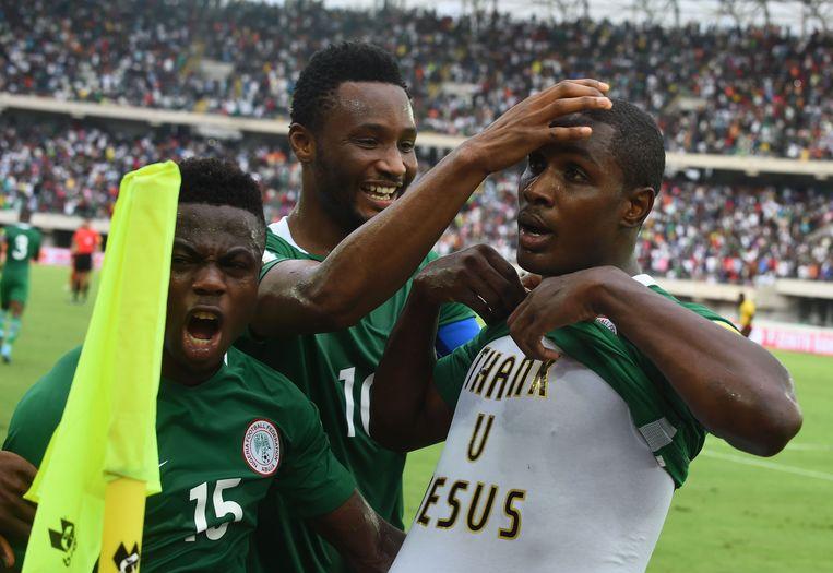 Simon, Mikel en Ighalo zullen met Nigeria van de partij zijn in Rusland.