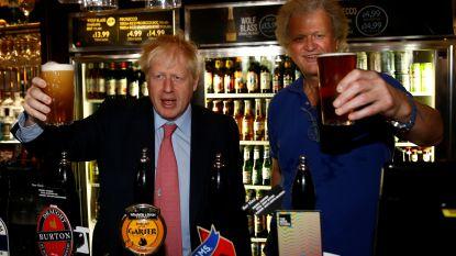 "Baas bekende Britse pubketen blijft volhouden: ""Kans op besmetting in café is heel klein"""